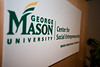 The Mason Center for Social Entrepreneurship's Accelerating Social Entrepreneurship conference at George Mason University's Arlington Campus.