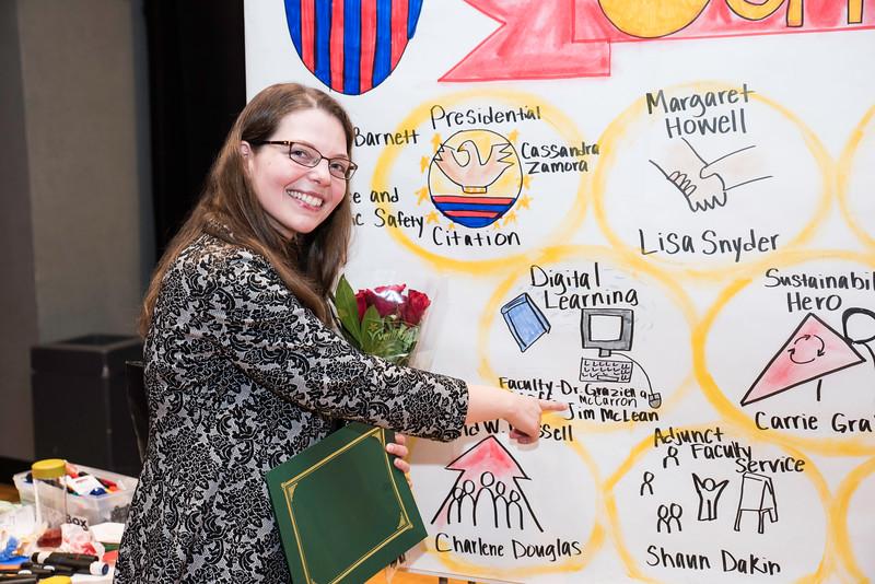Graziella P. McCarron.  Photo by:  Ron Aira/Creative Services/George Mason University