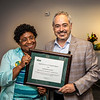 August 2018 George Mason University Employee of the Month Jennifer Gantt.