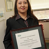 Employee of the Month Catalina Wheat, Human Resources and Payroll