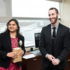 Rupa Mehta, Data Analyst/Report Writer, Enroll Plan & Admin, Office of the Provost is the February employee of the month.  Photo by:  Ron Aira/Creative Services/George Mason University