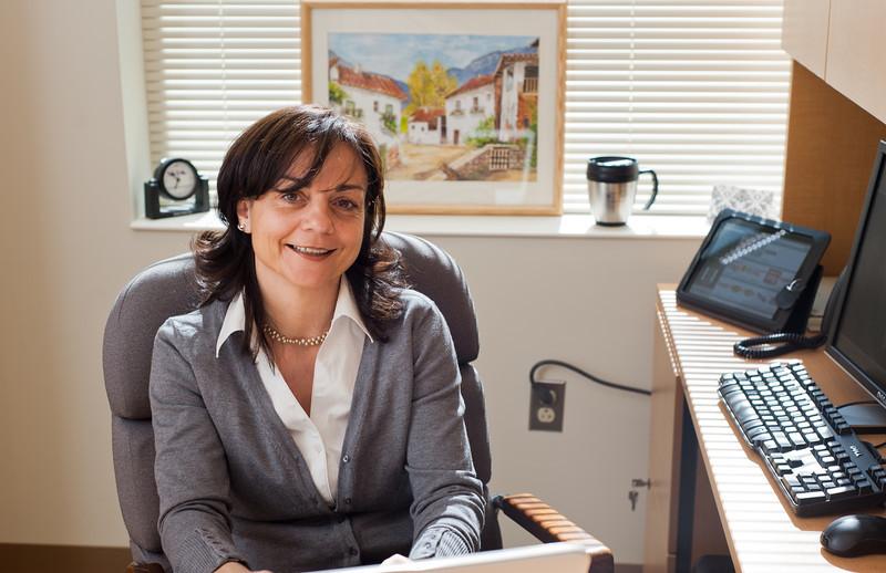 Esperanza Roman-Mendoza, CHSS Cornerstone Magazine