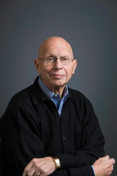 Richard Klimoski.  Photo by:  Ron Aira/Creative Services/George Mason University