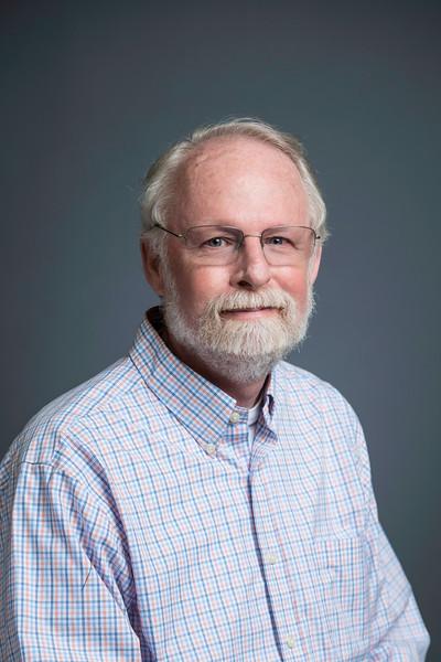 Geoffrey Birchard.  Photo by:  Ron Aira/Creative Services/George Mason University