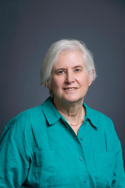 Linda Schwartzstein.  Photo by:  Ron Aira/Creative Services/George Mason University