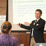 Michael Summers speaks on UMBC strategies.