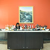 Mason Club opens their bar.  Photo by:  Ron Aira/Creative Services/George Mason University