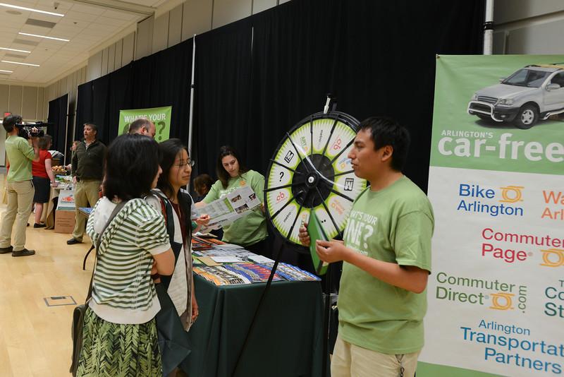 Earth Week Community Fair