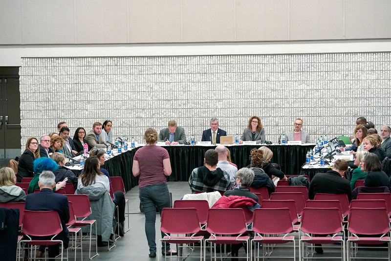 Presidential Search Committee Meeting