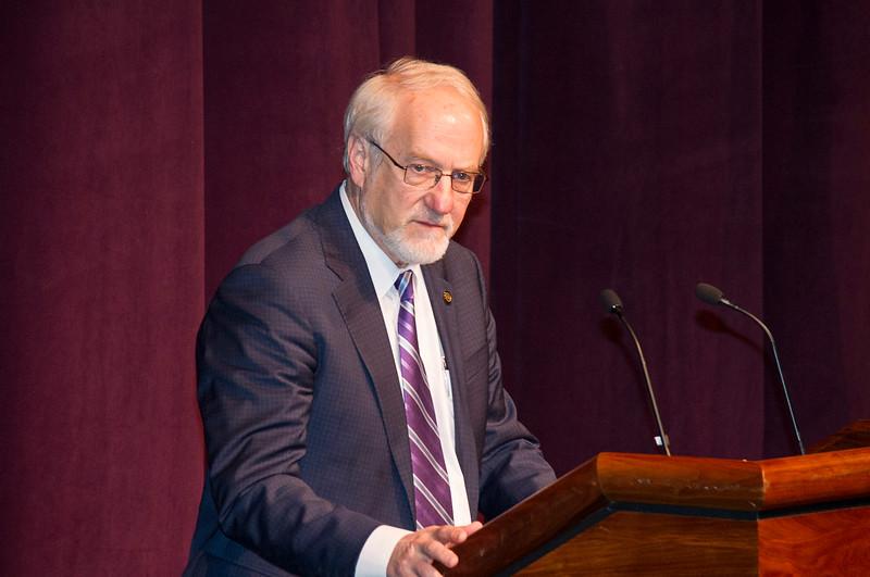2016 Fall Faculty Address