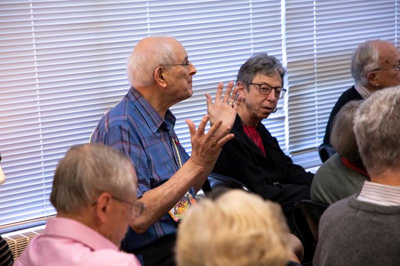 President at Emeritus Center