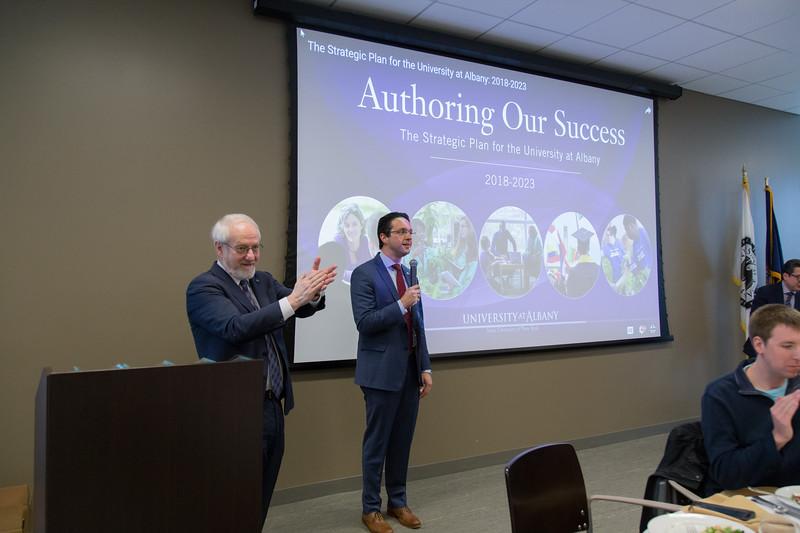 2018 Strategic Plan Launch