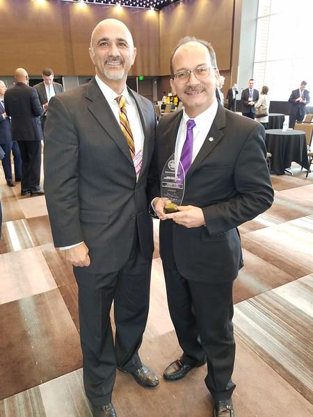 CREDC award