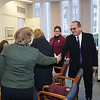 President's Listening Tour of Library