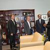 M.O.U. with Iranian Delegation
