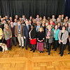 UAlbany faculty and staff honored for 25-29 years of service.
