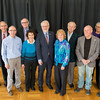 UAlbany faculty and staff honored for more than 40 years of service.