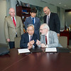MOU Signing with Hansung University