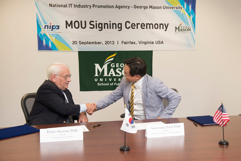 NIPA MOU signing ceremony