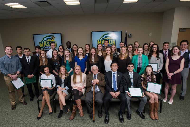 Provost Student Athlete Award