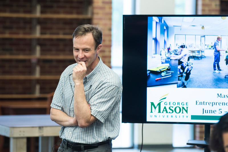 The Mason Summer Entrepreneurship Accelerator program