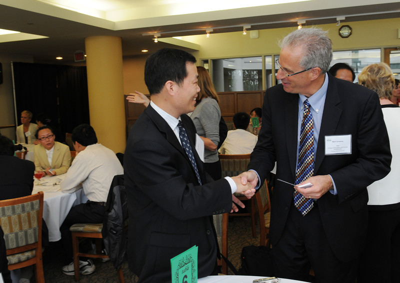 Closing Event of Training Program for Deans of Chinese Universities