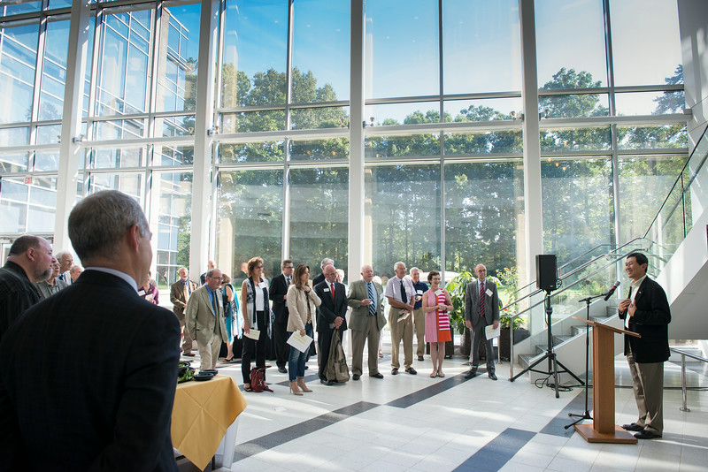 2014 Distinguished Faculty Reception