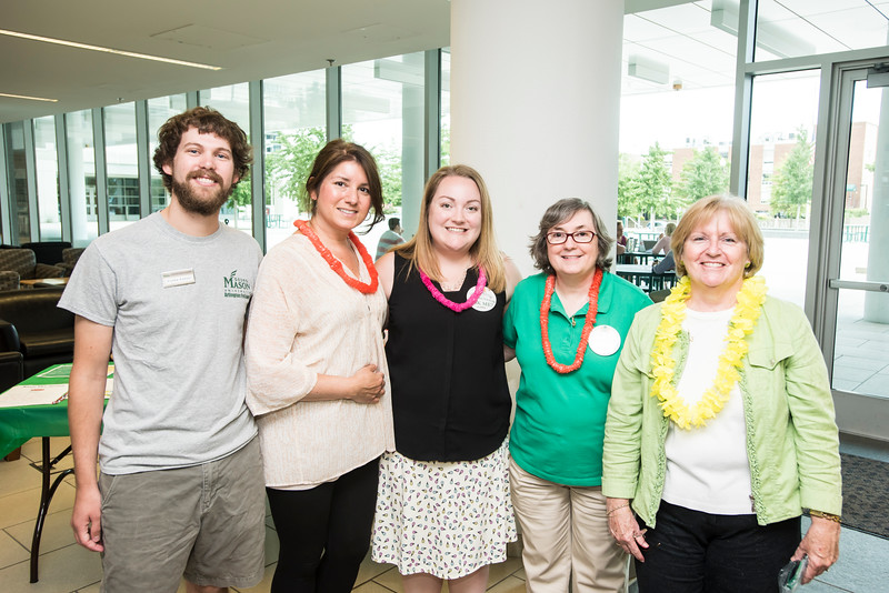 Arlington Summer Social at Founders Hall, Arlington Campus.  Photo by:  Ron Aira/Creative Services/George Mason University