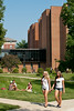 Fenwick Library, Fairfax Campus, student life. Photo by Creative Services/George Mason University