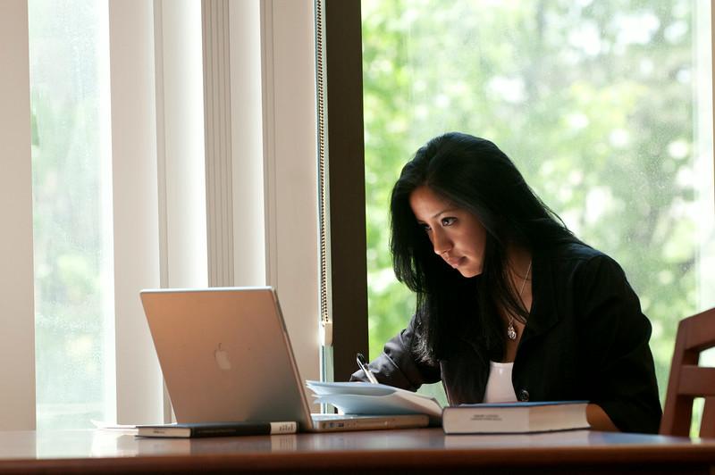 OSCAR student Carolina Espinoza