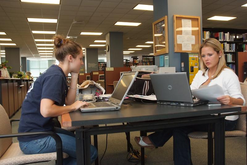 Mercer Library