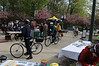 Annual Bike to Mason Day on the Fairfax Campus.