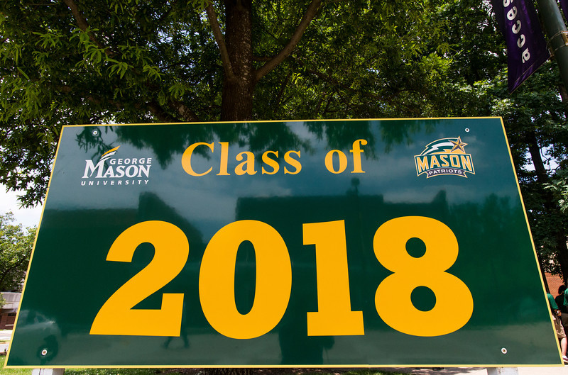 Class of 2018 Sign