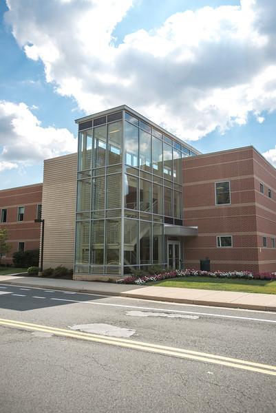 The University Police Station