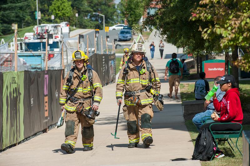 Fairfax City Firefighters