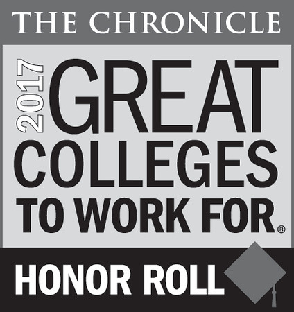The Chronicle award
