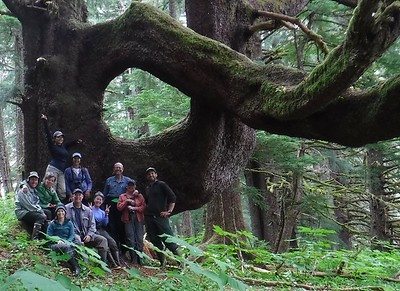 2016 Wilderness Volunteers Service Project on Admiralty Island National Monument
