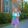 University of Portland Student, Portland, Oregon