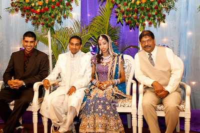 Adnaan & Sabrina Reception July 2011
