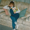 Jin ~ Third Grade ~ Book Character Day ~ Bethel Manor Elementary ~ Hampton, Virginia ~ January 1997
