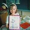 Jin ~ First grade ~ May 31, 1995