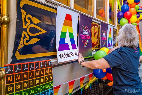 #adobeforall SJ Pride 2019