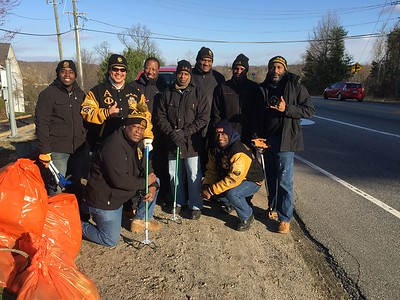 2017 March 11 Adopt-A-Highway