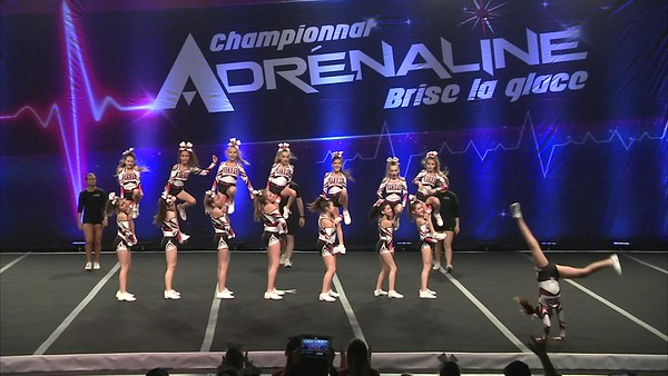 11 Cheer Intensity All-Stars Youth - Moustique Xsmall
