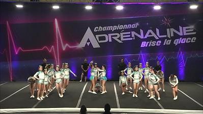 23 - Matrix Cheerleading Allstars MCAs Icons - Civile Junior
