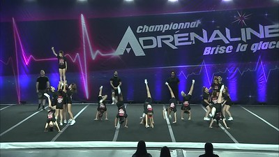 06- Cheer Intensity All-stars Gangsters - Civile Youth