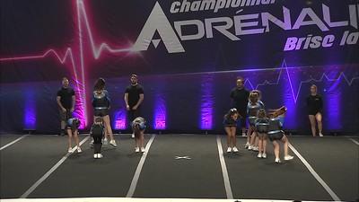 27 - Eclipse Athletics Cheerleading Blue Light - Civile Junior