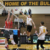 Adrian College vs Carthage men's volleyball