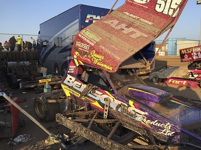 I'm a big Junior Wainman fan although I have never met the man.