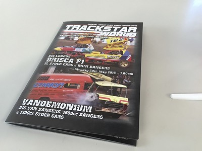 The folks at King's Lynn did a wonderful interview on my trackchasing hobby in their race program.